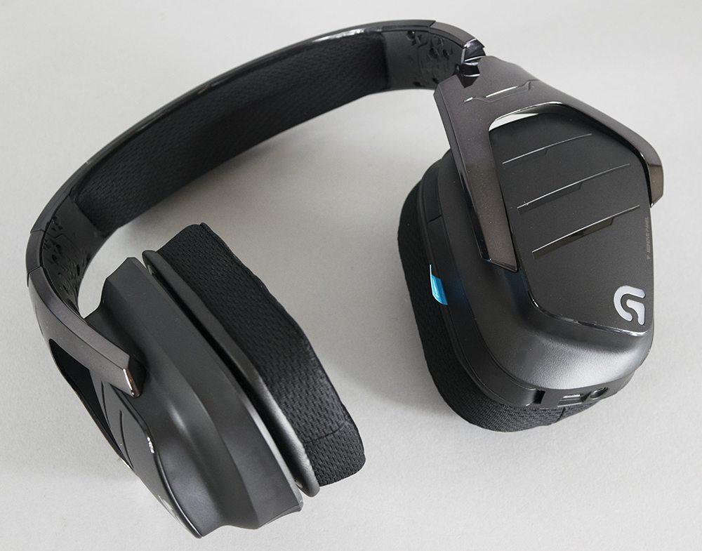 Logitech G633 & G933 Artemis Spectrum Gaming Headset Review