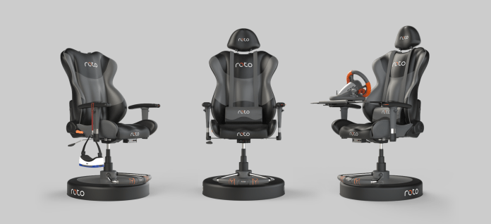 Roto VR chair multi