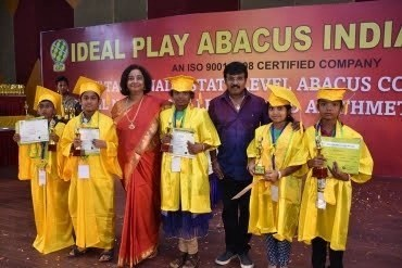 TAMIL NADU STATE LEVEL COMPETITION - 2019 - IPA