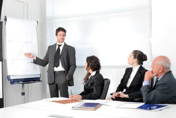 巨匠美語評價-商務會議
