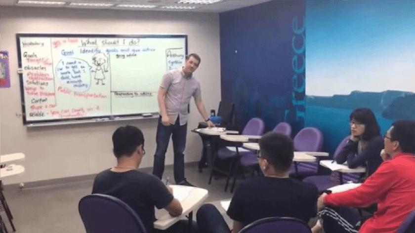 巨匠美語互動式英語課程