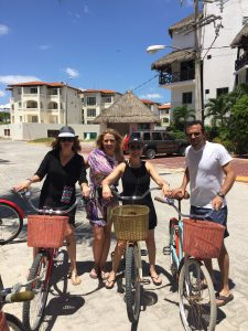 bike rental playa del carmen