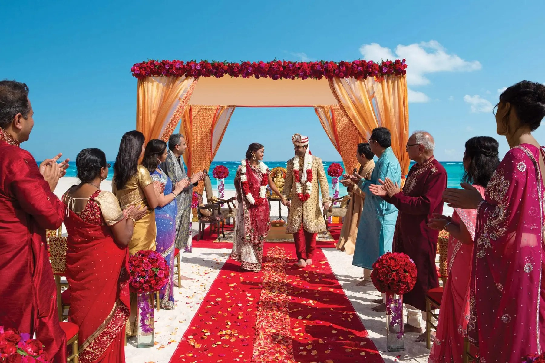 10 Best Resorts For Indian Weddings In Mexico 21