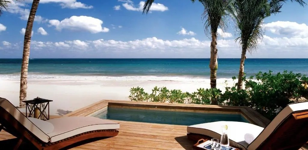 The Top 5 Hotels With The Best Beaches In Playa Del Carmen
