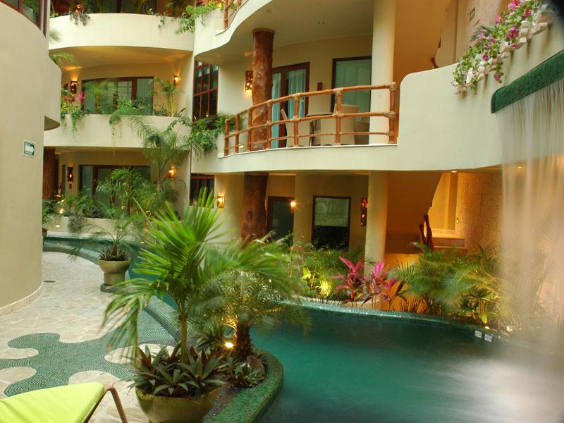 Maya Villa Pool