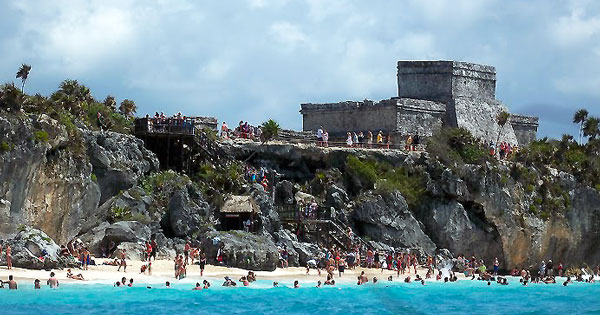 Tulum Express Playa Del Carmen Tours