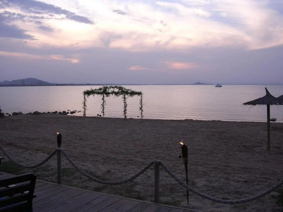 Indian wedding in the Mar Menor