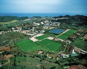 Football in La Manga Club