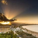 Vista aérea de Playa Honda- Jorge Sergi