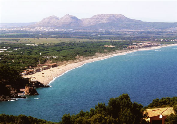 La Playa de Pals
