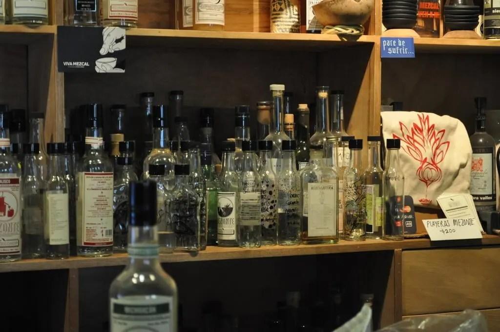 Mezcal, Mezonte, Mexican Agave Spirits