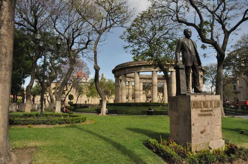 Rotonda de los Jaliscienses Ilustres, Guadalajara