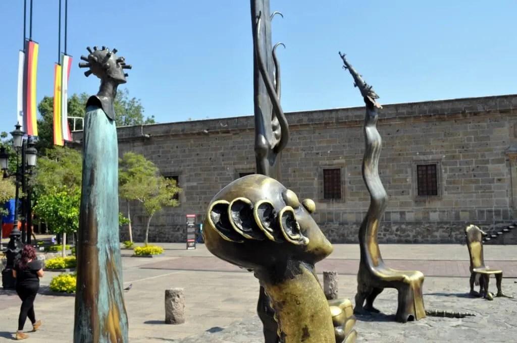 La Sala de los Magos, Alejandro Colunga