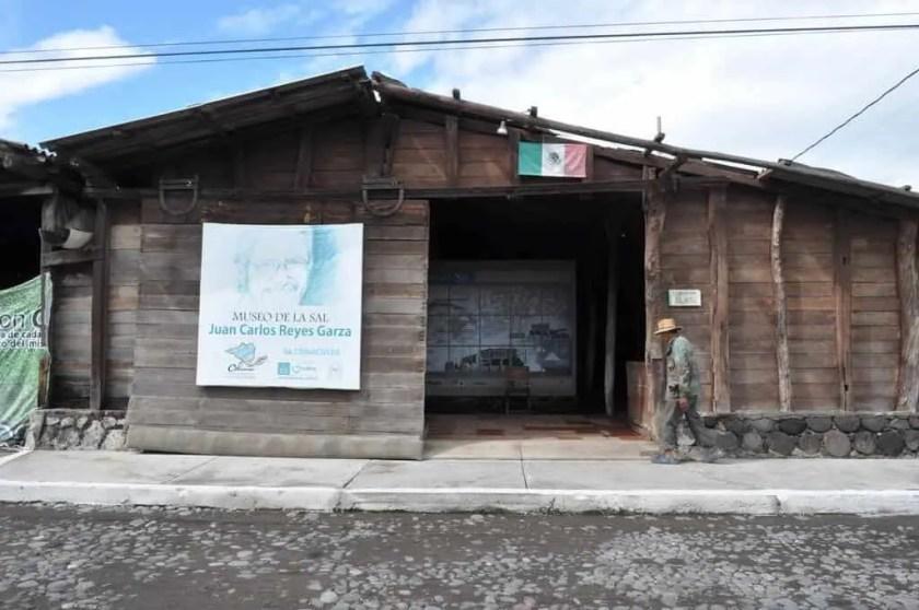 Colima Sea Salt Museum in Cuyutlán, Colima