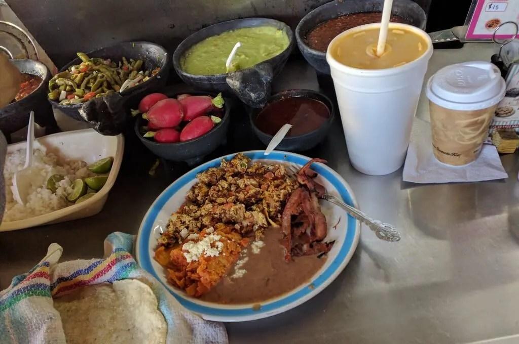Menuderia & Carne Asadas Alfonso, Mercado de Abastos, Guadalajara