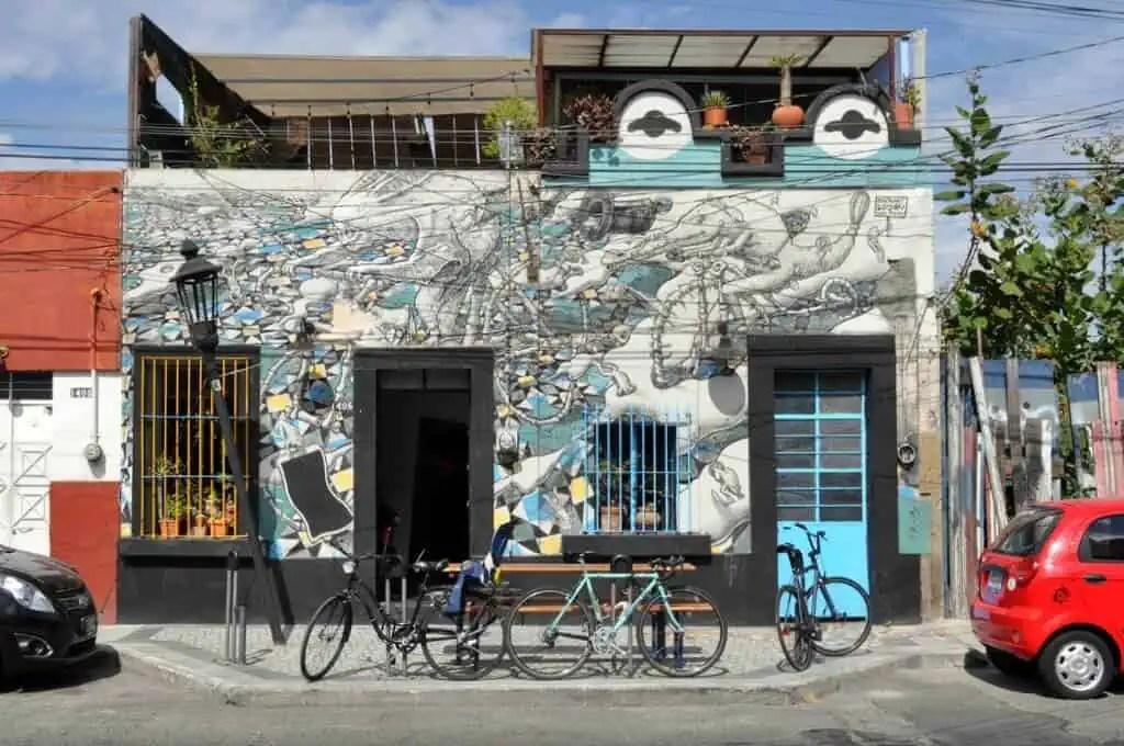 Guadalajara Coffee: Caligari Café