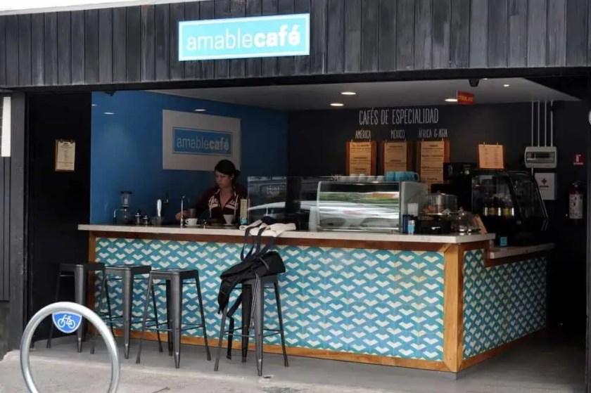Guadalajara Coffee: Amablecafé
