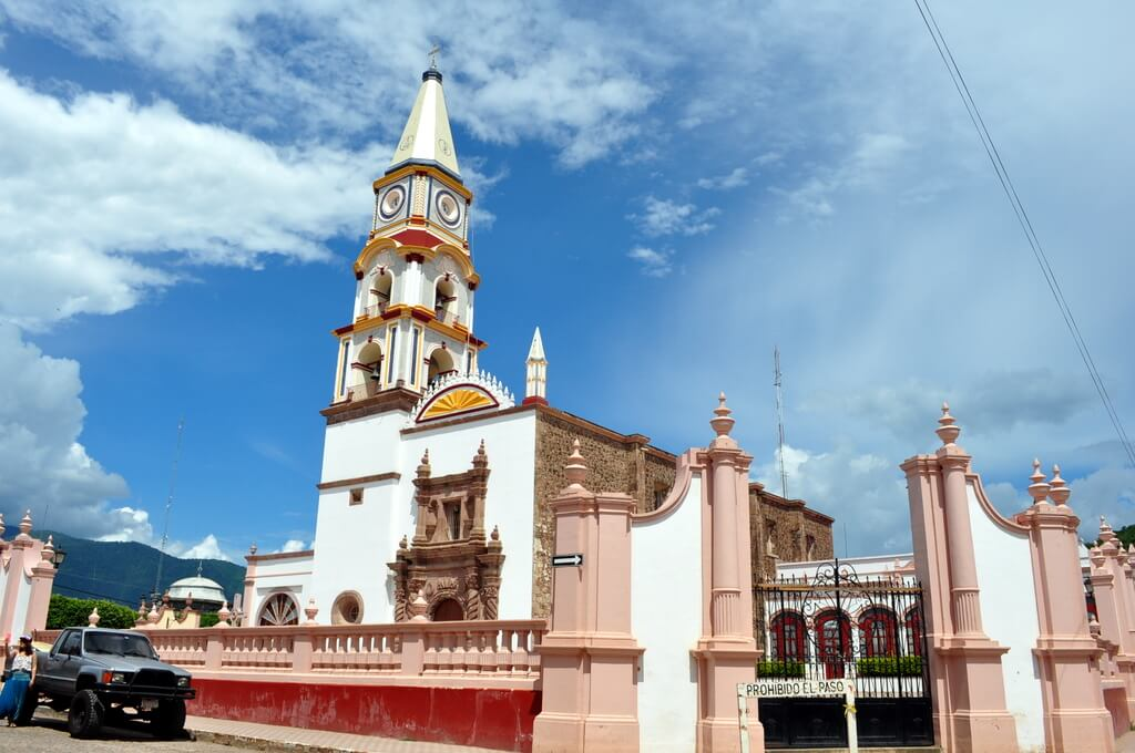 Basílica de Nuestra Señora de Dolores, Mascota, Jalisco