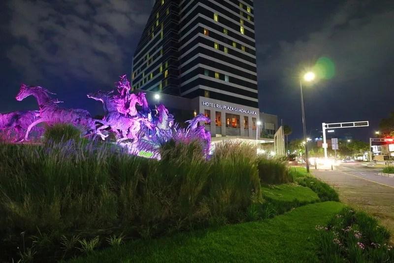 The RIU is one of the best hotels in Guadalajara