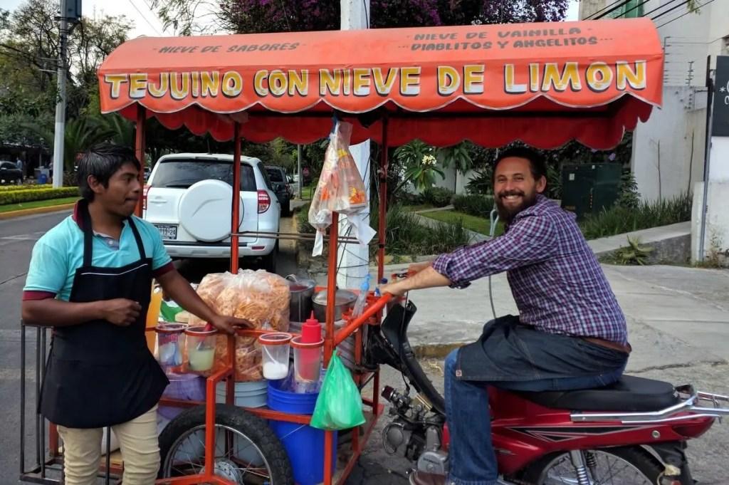 Rico el Tejuino