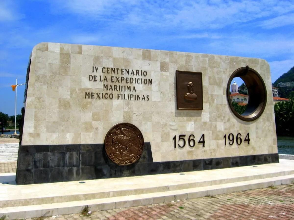 Barra de Navidad 1564 Philippines Expedicion