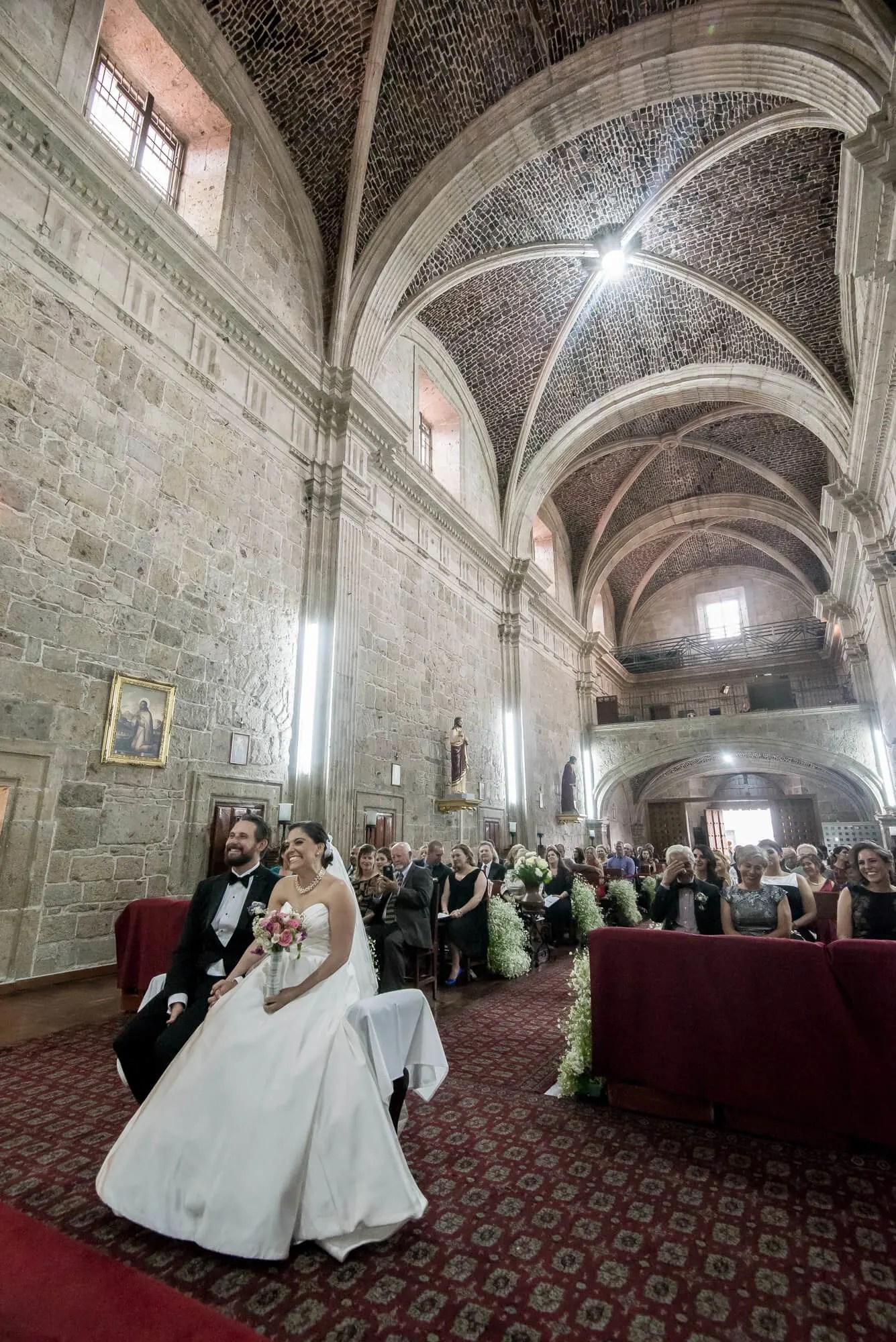 Mexico Destination wedding in Guadalajara