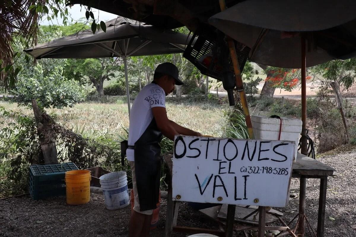 Ostiones El Vali, Nayarit