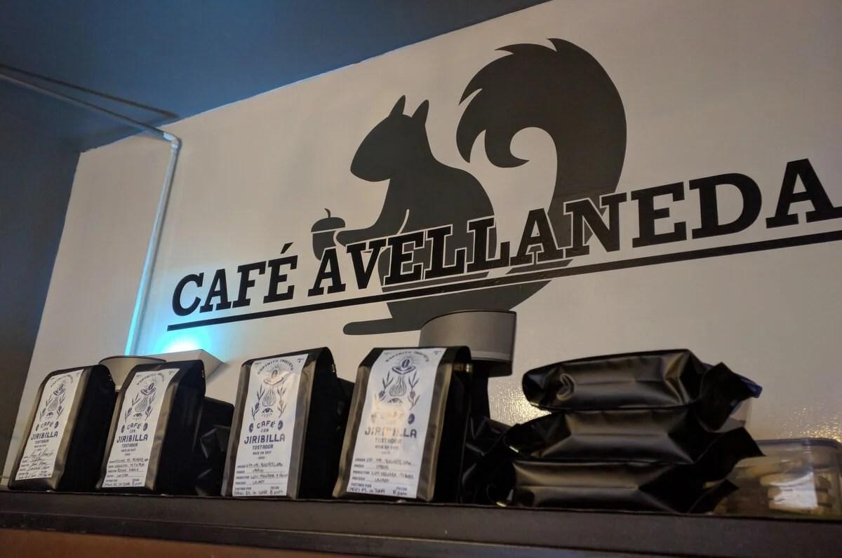 Cafe con Jiribilla at Cafe Avellaneda