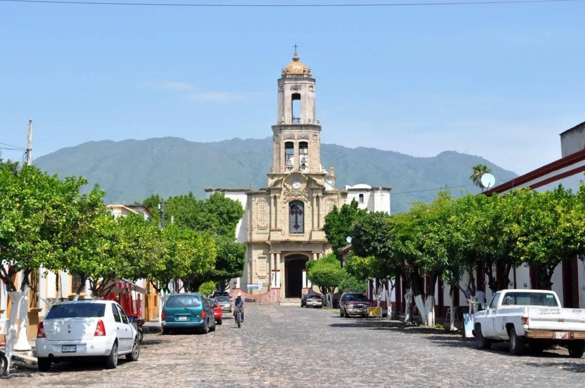 Jala is on the way from Guadalajara to Puerto Vallarta