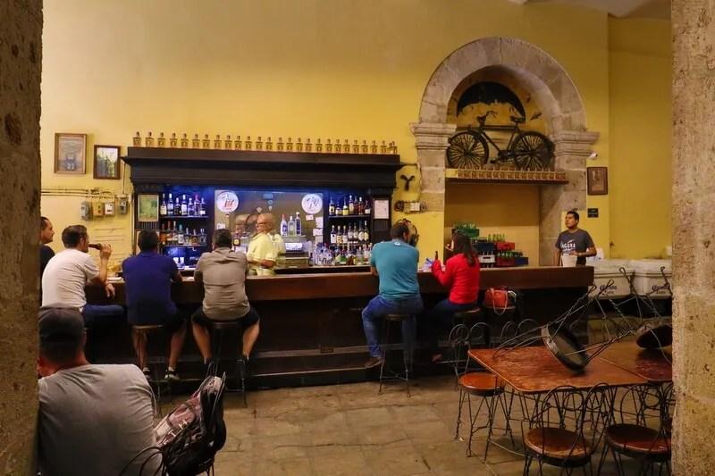 Cantina La Fuente Guadalajara