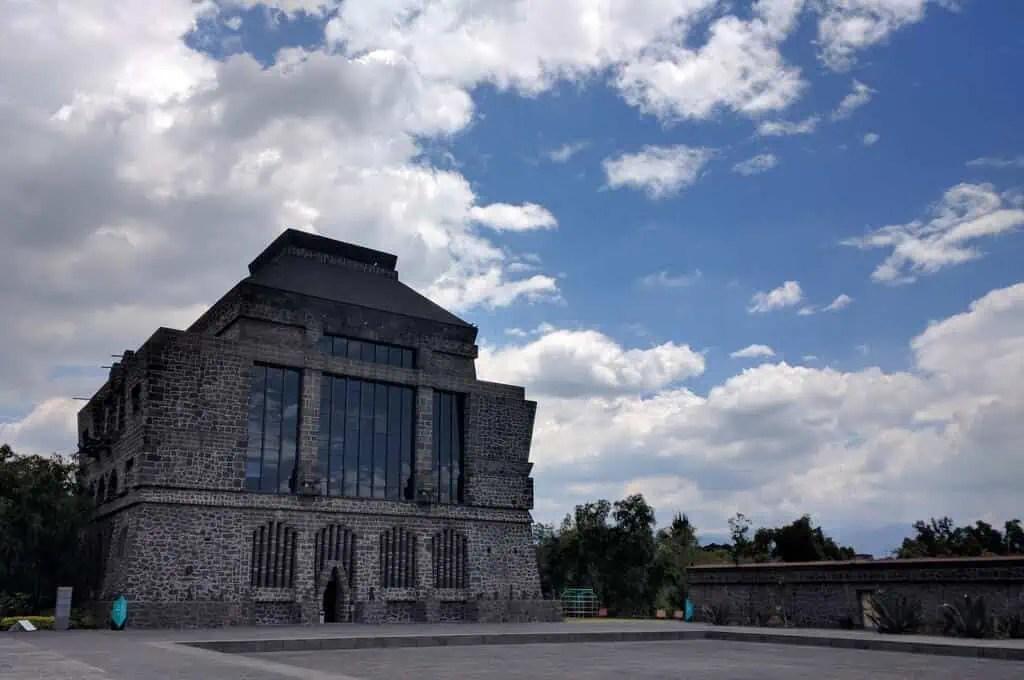 Diego Rivera's Anahuacalli Museum Mexico City