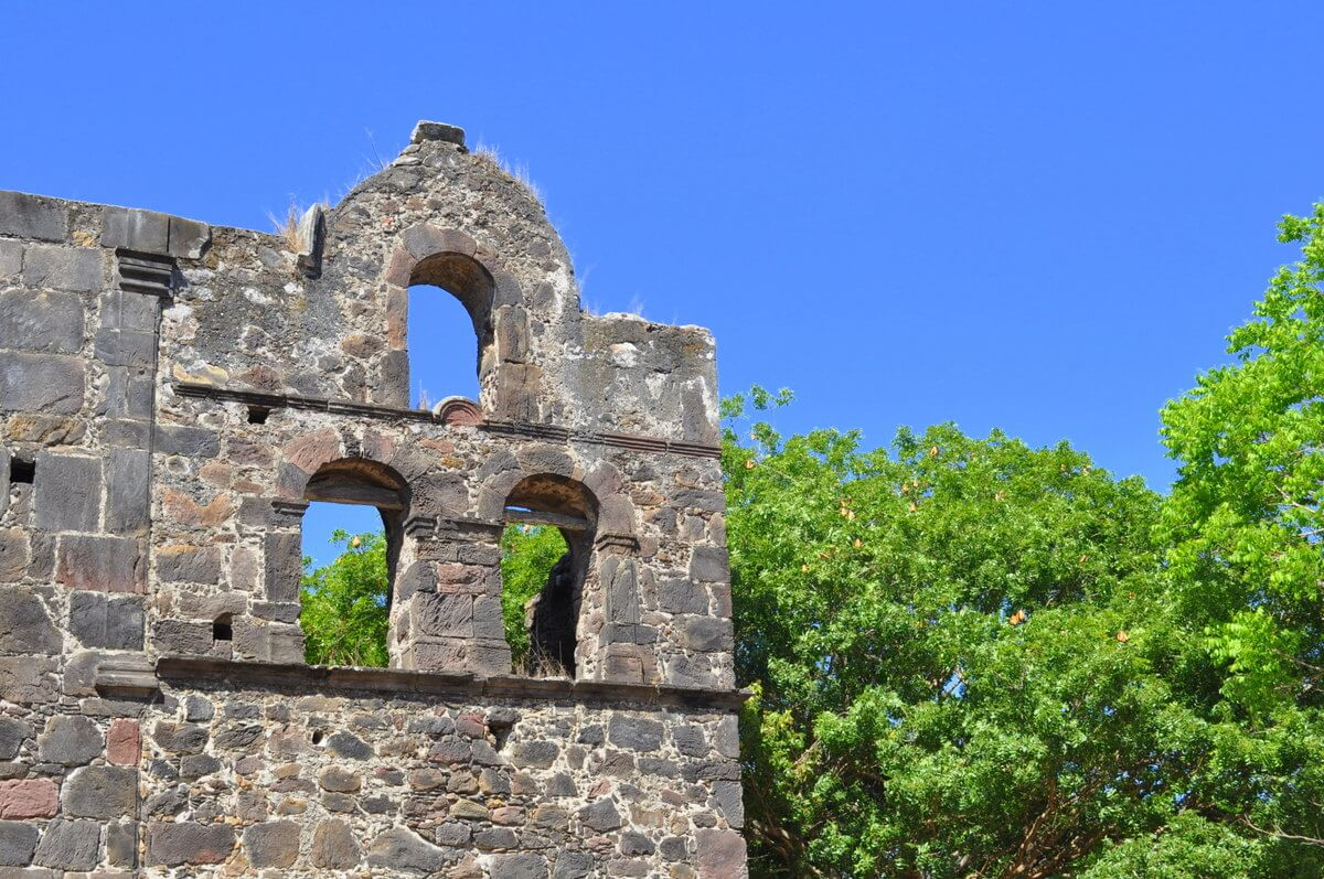 San Blas Nayarit Iglesia de la Marinera