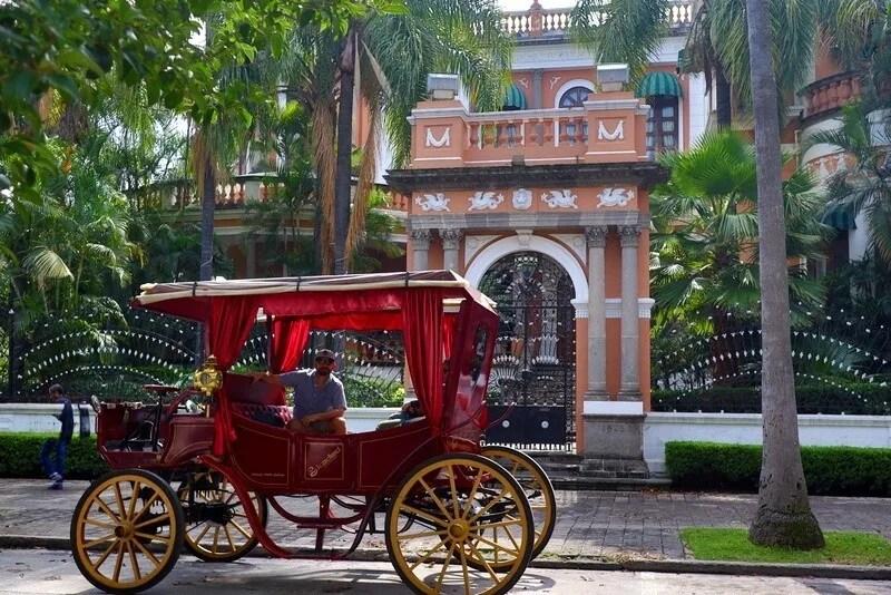 Calandria Tour of Guadalajara
