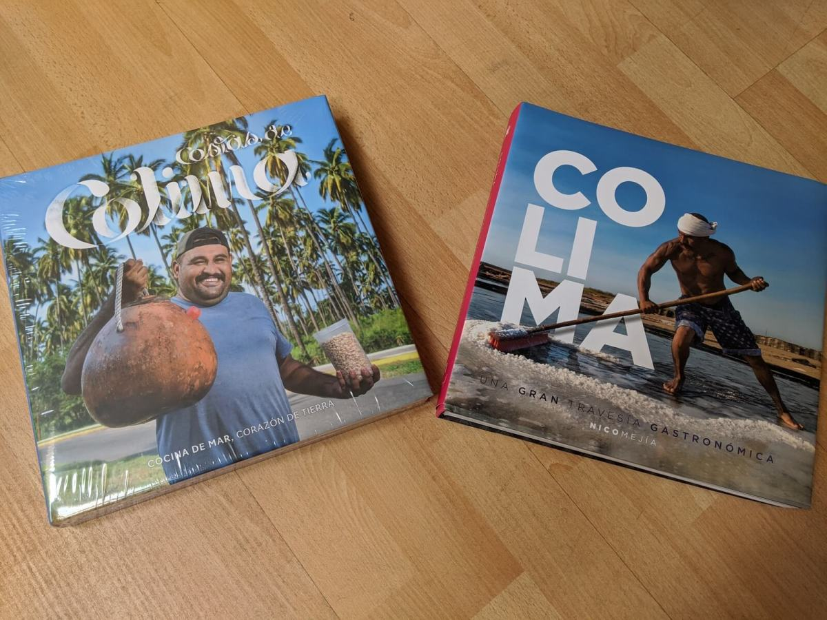 Cookbooks about regional Mexican cuisine