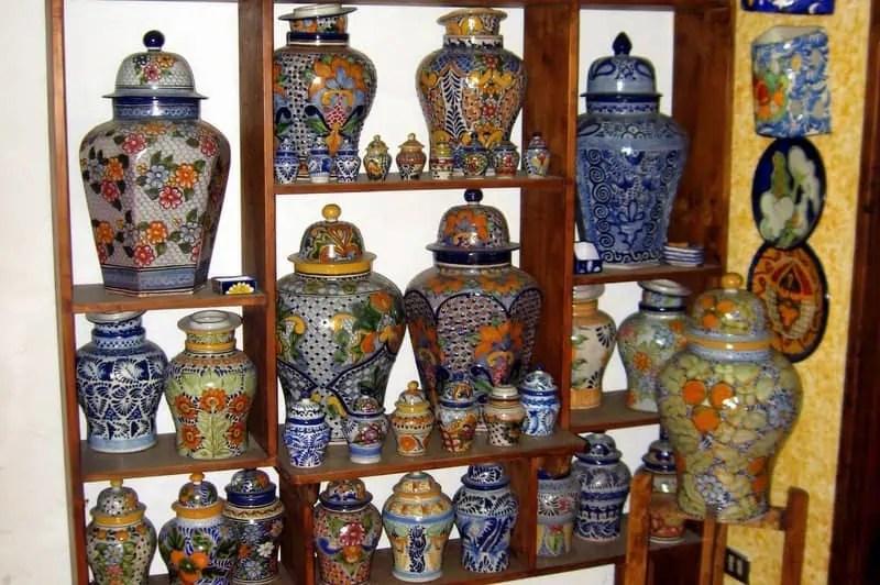 ceramics from Mexico
