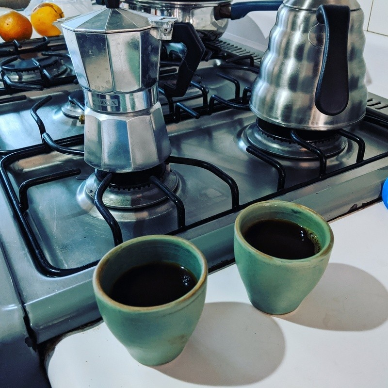 Ceramica Avalos coffee cups