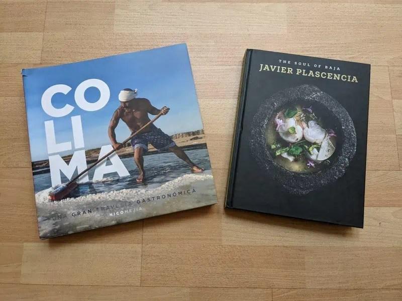 books about Colima and Baja California, Mexico