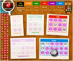 Fixed Prize Bingo