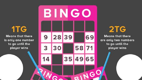 1 to go 2 to go bingo