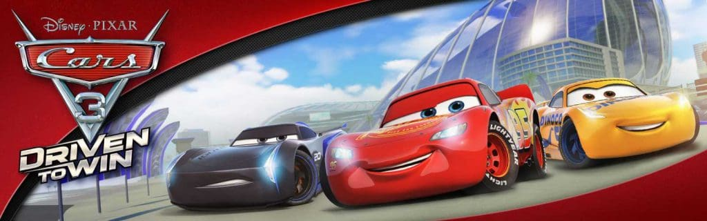 Cars 3: Driven to Win - Gameplay-Trailer veröffentlicht