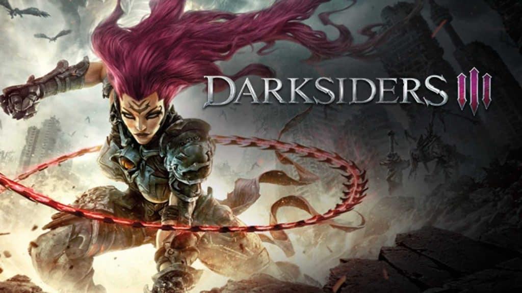 Darksiders 3 - 12 Minuten Gameplay im Video