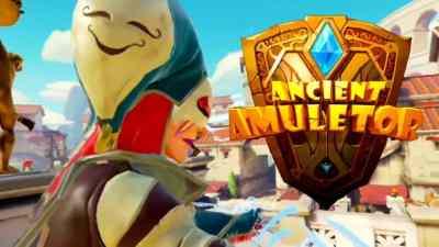 Ancient Amuletor - Launch-Trailer zum Tower-Defense-VR-Shooter