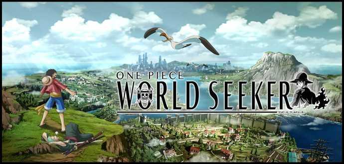 One Piece: World Seeker - Trailer offiziell online!