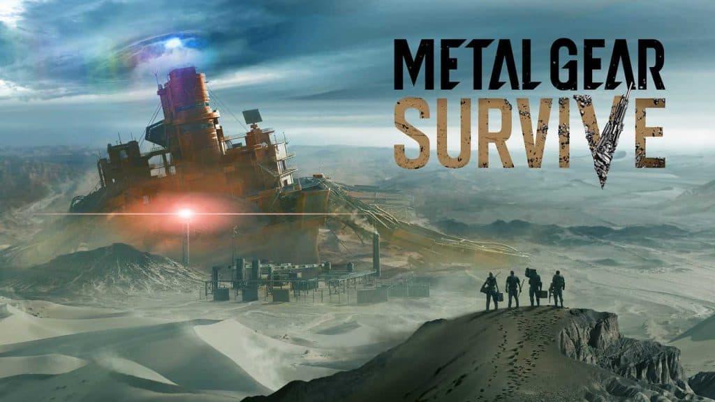 Metal Gear Survive - 5 Minuten Gameplay