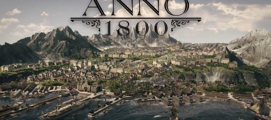 Anno 1800 logo