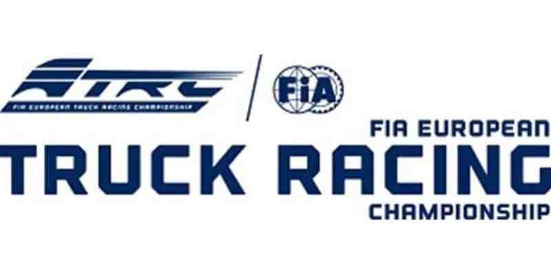 FIA European Truck Racing Championship logo