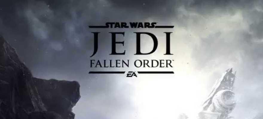star wars fallen order logo