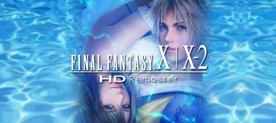 Final Fantasy X 2 HD Remaster logo