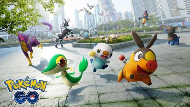 Pokémon GO: Die Pokémon aus der Unova-Region sind da!