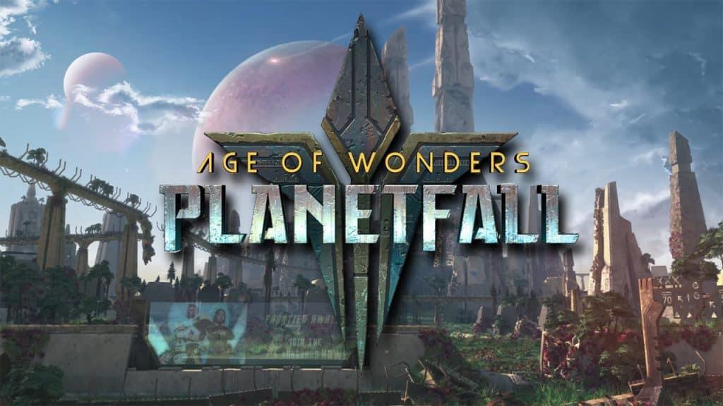 Age of Wonders Planetfall Logo